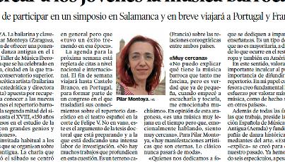 Entrevista Heraldo 12 nov 2012